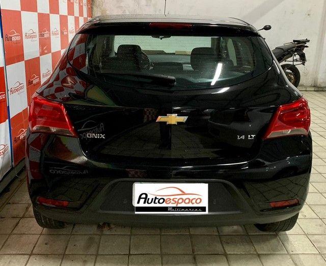 GM Onix LT 1.4 Flex  2019 c/ My link e rodas - Foto 4