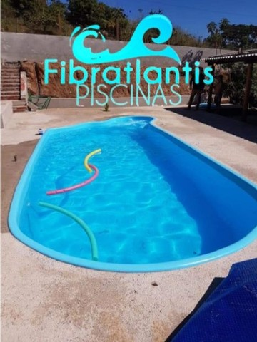 #piscina de fibra pronta entrega  - Foto 4