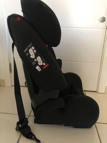 Cadeira Infantil para carro  ( 01- 07 anos)  09 a 36 kg - Foto 3