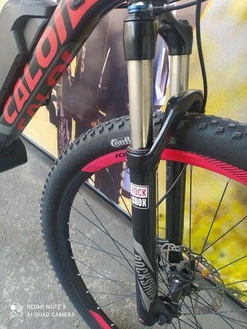 Bicicleta elétrica e-vibe elite - Foto 3