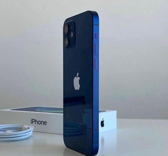 iPhone 12 ,128gb Azul  - Foto 2
