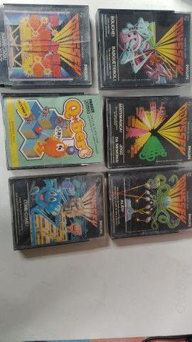 Cartuchos vídeo game Odyssey na caixa-Aceito Cartao