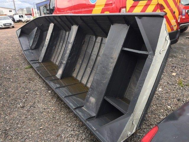 barco alumínio usado 6 metros  - Foto 8