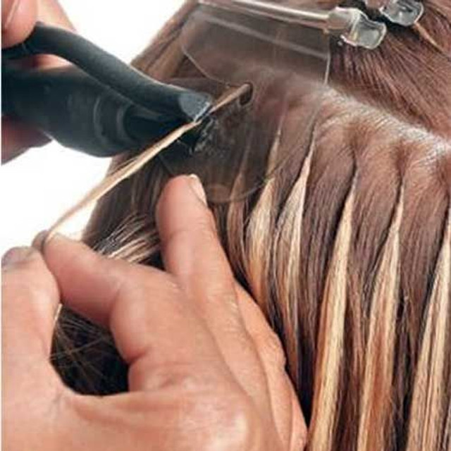 Trabalhos com mega hair