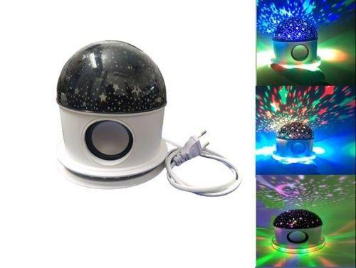 Luminaria Led Bluetooth Projetor Globo Estrela Bluetooth - Foto 3