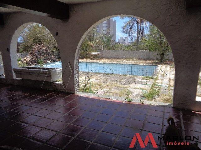 Casa/Casarao Candelaria, 7 quartos, Const.1350m2, Terreno 7000m2l