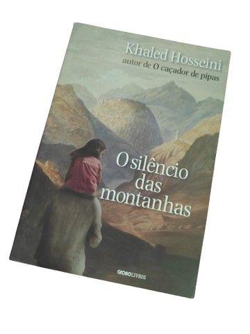 Livro: O silêncio das Montanhas