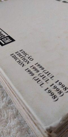 Catálogos ORIGINAIS completos Astra Ômega Silverado Grand Blazer S-10 Vectra - Foto 8