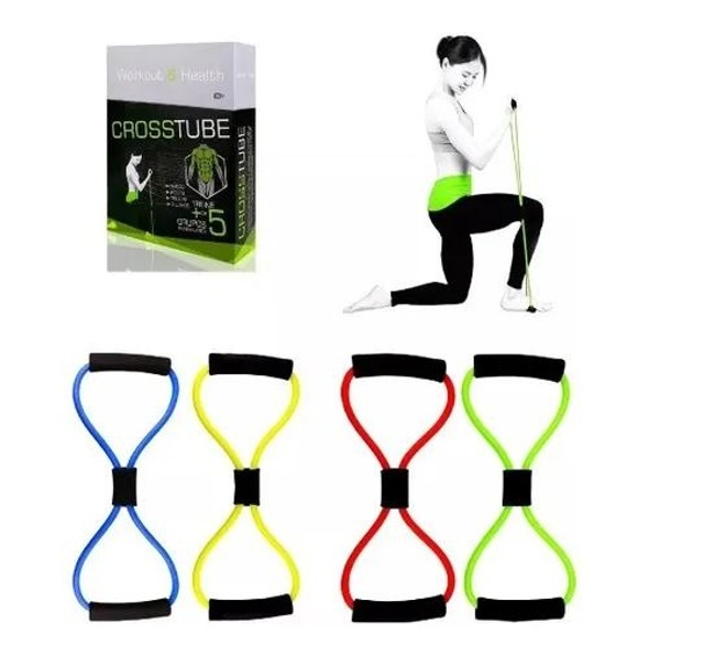 Elástico Tensão Exercícios Ombro Biceps Triceps Peito Costas_ ep21