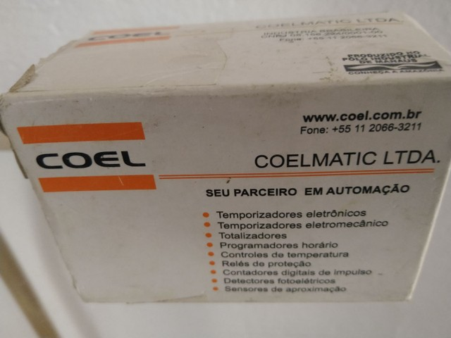 Programador horário COEL - Foto 2