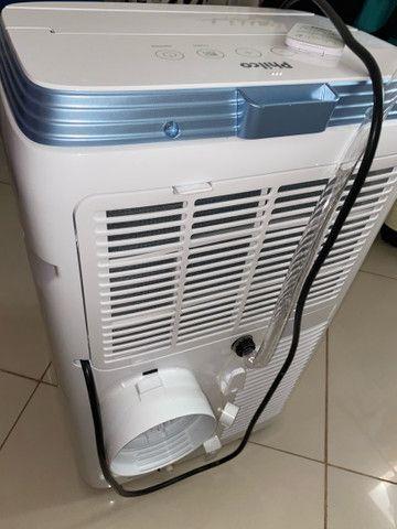 Ar-Condicionado Portátil Philco PAC11000F3 Frio 11.000 Btus - Branco - Foto 4