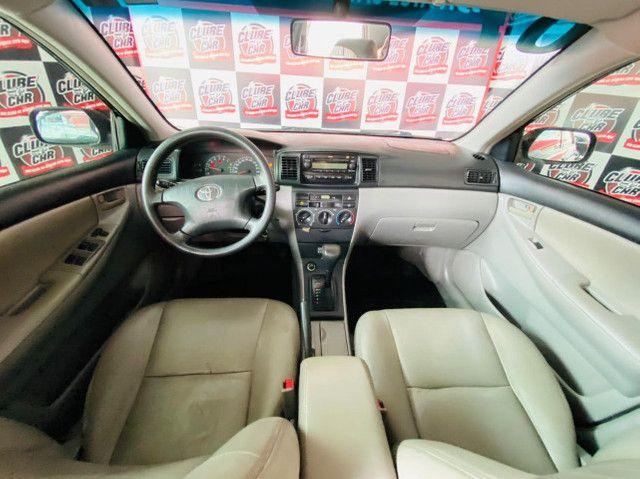 Corolla 1.8 XEI Automática 4P * Com Apenas R$ 4.000,00 de Entrada - Foto 6