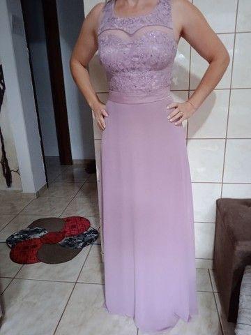 Vendo vestido maravilhoso - Foto 5