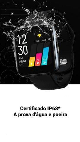 Smartwatch A prova dágua IP68 p/ Android e iOS - Foto 2
