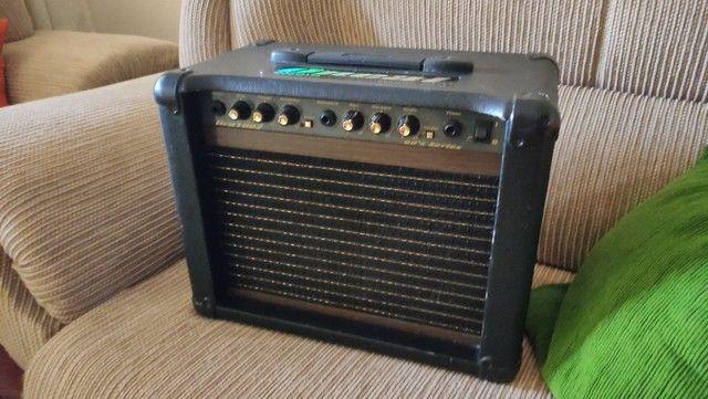 Amplificador Oneal OCG 100f guitarra Bk - Foto 4