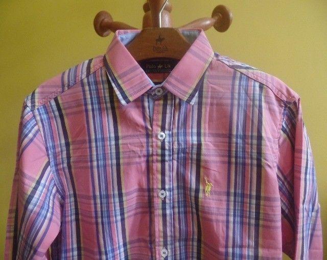 Camisa manga longa feminina - Polo Uk  - Foto 2
