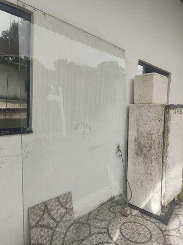 Porta de correr vidro de 10 mm promoção leia o anúncio - Foto 2