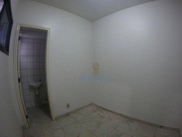 Apartamento com 4 dormitórios para alugar, 186 m² por R$ 3.900/mês - Adrianópolis - Manaus - Foto 6