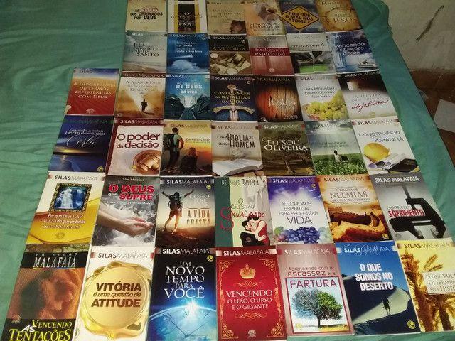Livros do Silas Malafaia