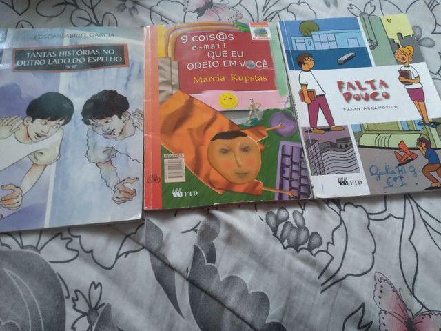 Livros em perfeito estado