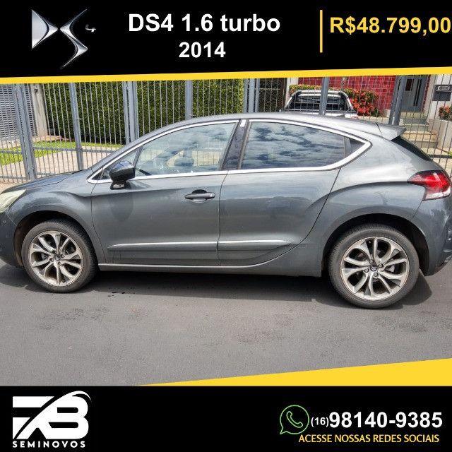 DS4 1.6 Turbo - 2014 - Foto 5