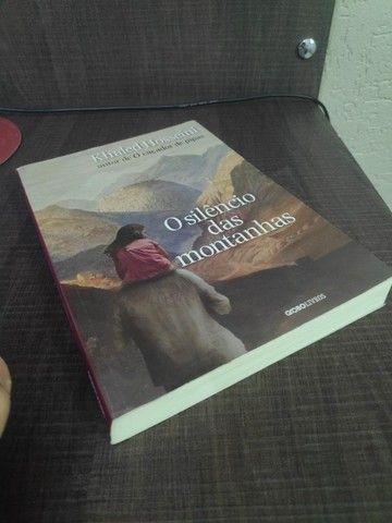 Livro: O silêncio das Montanhas - Foto 3
