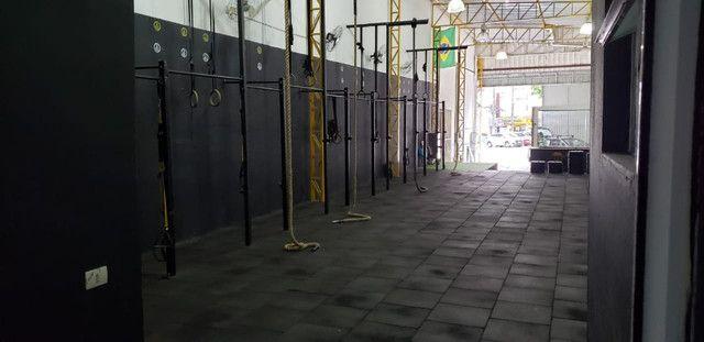 Rack funcional para CrossFit - 18 Metros comprimento - Foto 3