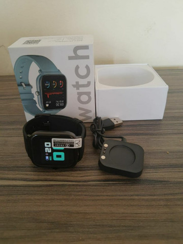 Relógio Smartwatch Inteligente P8  - Foto 3