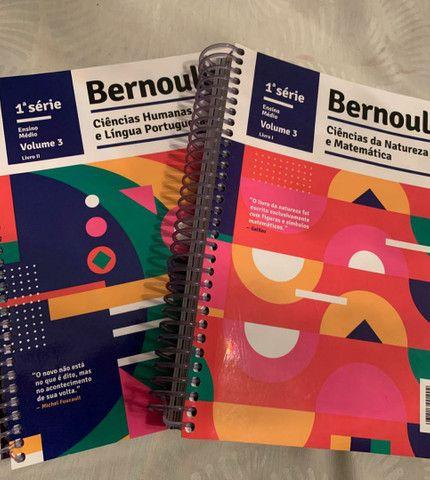 Livros Bernoulli  1° série ensino médio  - Foto 2
