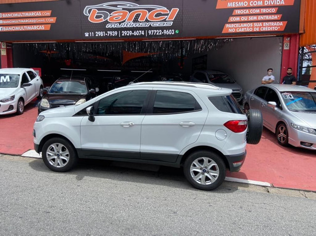Ford - EcoSport Titanium 2.0 (Automático + Banco de Couro) - Foto 5