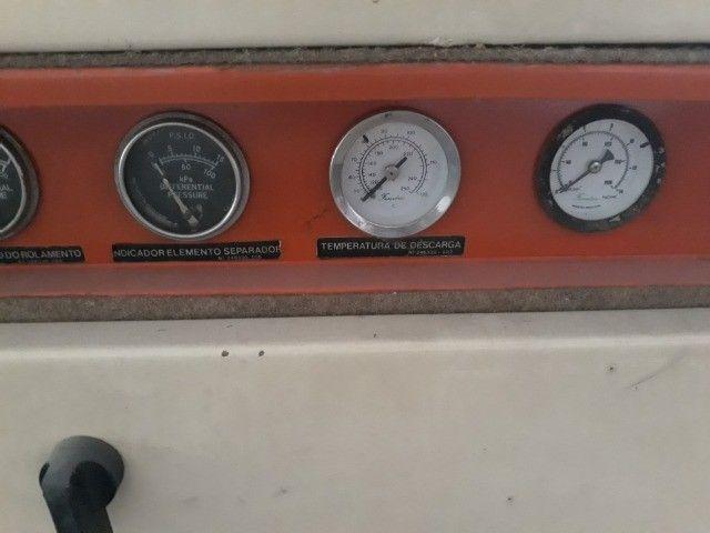 compressor de parafuso 40 hp - Foto 3