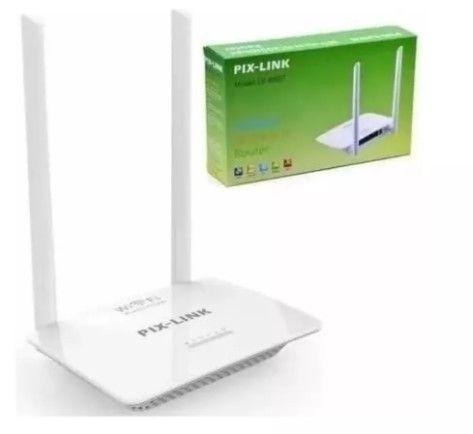 Roteador Pix Link 2 Antenas