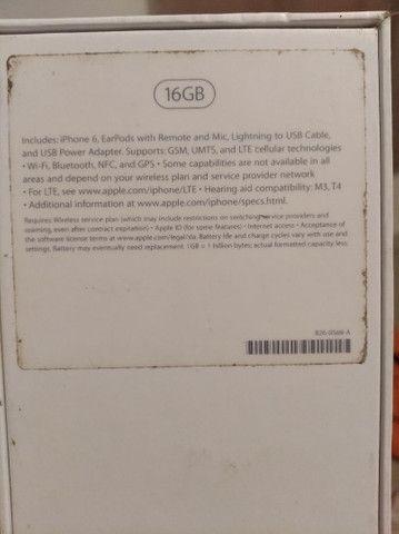iPhone 6 Gold 16G   *** LEIA O ANÚ - Foto 5