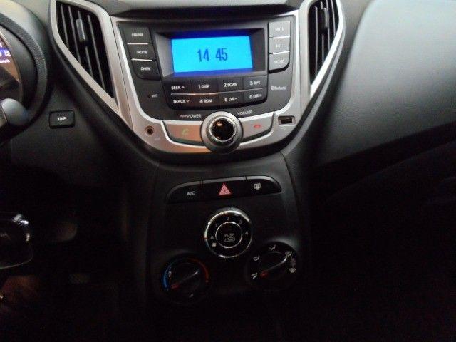 Hyundai HB20 1.6 Hatch Flex Completo 2013 + Pneus novos - Foto 15