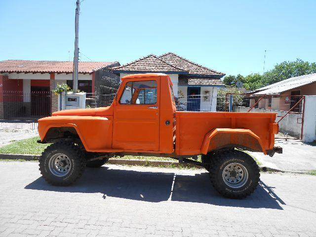 FORD F-75 4X4 MOTOR AP 1.8</H3><P CLASS= TEXT DETAIL-SPECIFIC MT5PX > 10.000 KM | CÂMBIO: MANUAL | G