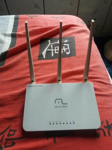 Roteador Multilaser Wifi 300 mbps
