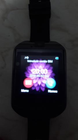 Smartwatch Q18 (relógio Inteligente)