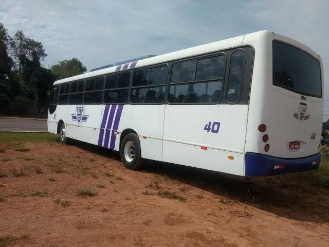 Ônibus M. Benz