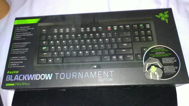 Teclado Razer Tournament 2014