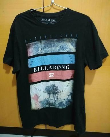 Camisa Billabong TAM M