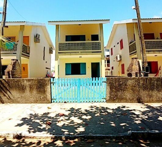 Casa em Porto de Galinhas - 2 quartos (Suíte) - Varandão no Primeiro andar - 50 m da praia