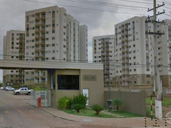 Vendo Apartamento no Residencial Águas do Madeira- 9º Andar