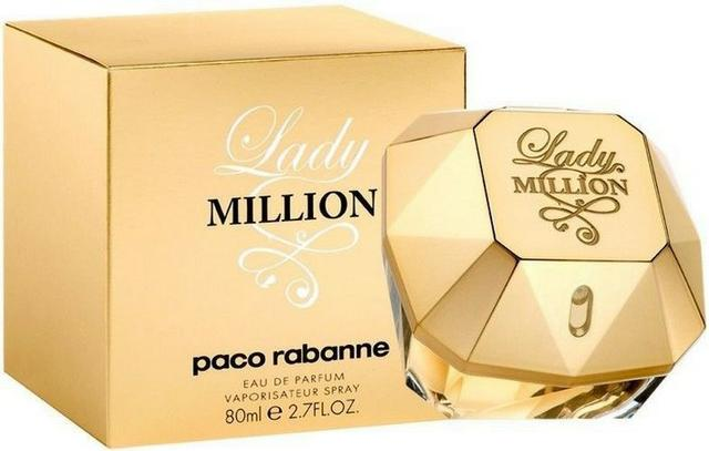 538cd66e5635c Perfume Paco Rabanne Lady Million Eau de Parfum Feminino 80ML ...