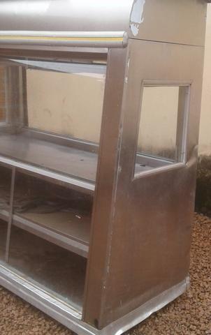 Vende se vitrine refrigerada