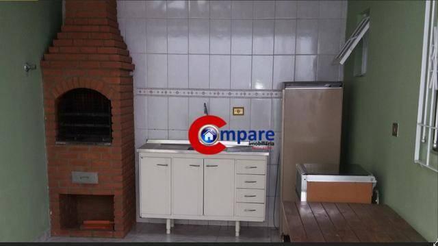 Sobrado com 2 dormitórios à venda, 134 m² por r$ 530.000 - jardim las vegas - guarulhos/sp - Foto 17