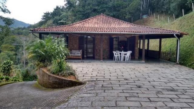 Fazenda para Venda em Petrópolis, Fazenda Inglesa, 3 dormitórios, 1 suíte, 2 banheiros, 10