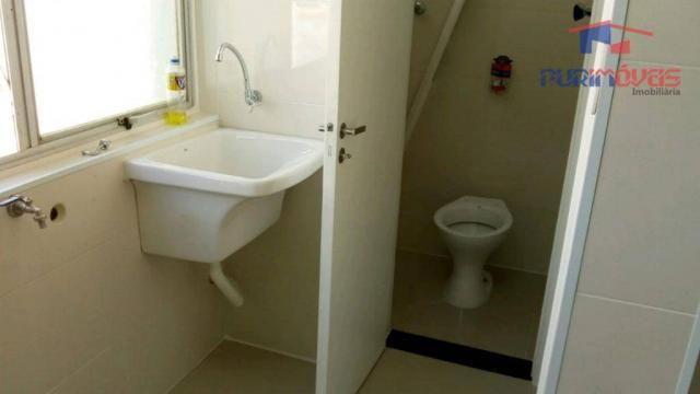 Apartamento com 2 dormitórios para alugar, 75 m² por r$ 2.600/mês - ipiranga - são paulo/s - Foto 7