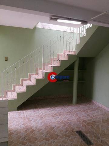 Sobrado com 2 dormitórios à venda, 134 m² por r$ 530.000 - jardim las vegas - guarulhos/sp - Foto 20