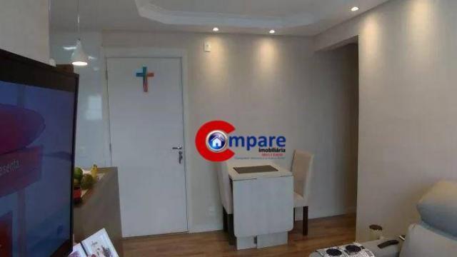 Apartamento com 2 dormitórios à venda, 44 m² por r$ 265.000 - vila rio de janeiro - guarul - Foto 13
