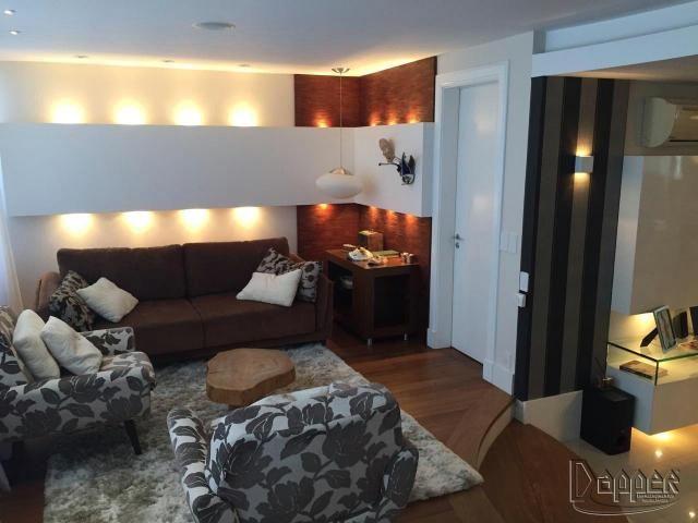 Apartamento à venda com 3 dormitórios em Centro, Novo hamburgo cod:17520 - Foto 4